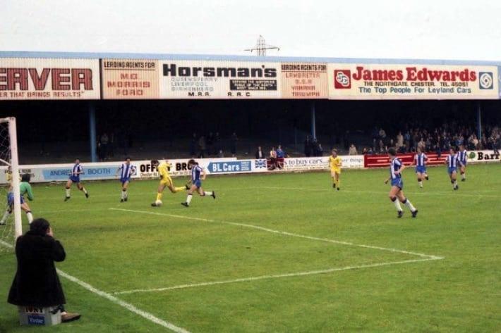 Klub Chester City