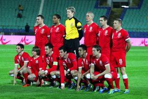 wales-tim sepakbola